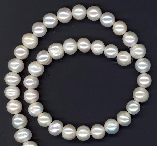 Cultured Freshwater Pearl Beads from www.BeadBuddies.net