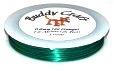 Green Colored 20 Gauge Copper Craft Wire